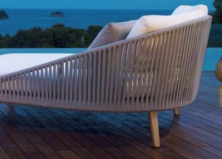 Tribu Mood Garden Lounge Bed