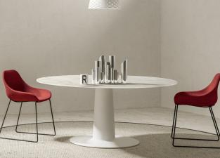 Jesse Moon Vetro Dining Table