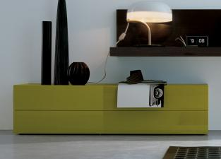 Jesse Nap Chest of Drawers In Lacquer