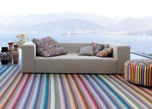 Missoni Home Nap Garden Sofa
