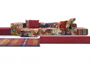 Missoni Home Nap Sofa