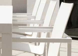 Tribu Natal Alu Garden Dining Chair