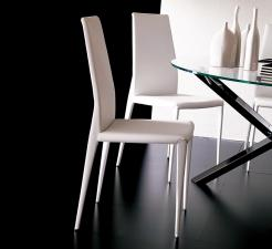 Bontempi Nubia High Dining Chair
