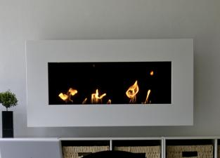 Decoflame New York Plaza Bioethanol Fire