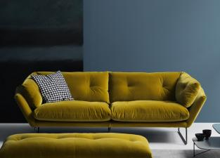 Saba New York Suite Large Sofa