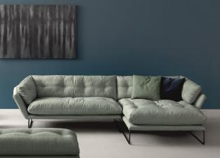 Saba New York Suite Corner Sofa