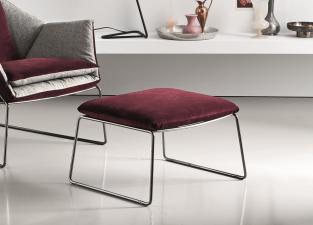 Saba New York Bergere Footstool