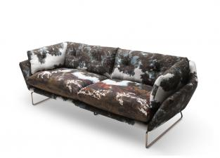 Saba New York Suite Sofa with Antonio Marras Fabric