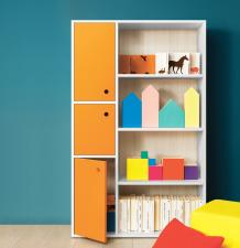 Battistella Nidi Bookcase 04