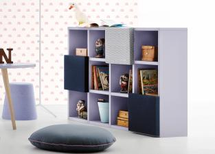 Battistella Holly Bookcase 05