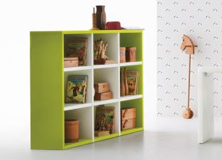 Battistella Nidi Bookcase 06