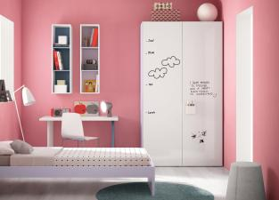 Battistella Tynn Wall Unit/Bookcase 14