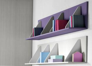 Battistella Pitagoria Wall Units/Bookshelves 15