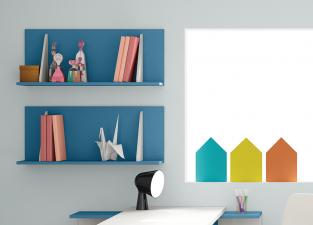Battistella Pitagoria Wall Units/Bookshelves 17
