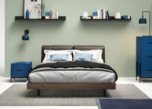 Novamobili Nido King Size Bed