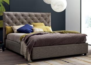 Ninfa Storage Bed