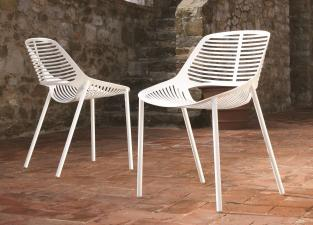 Niwa Contemporary Garden Dining Chair