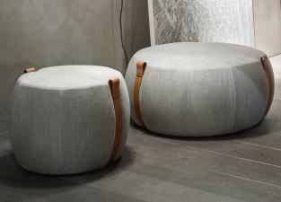 Lema Notch Pouf