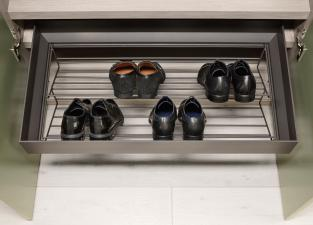 Novamobili Pull Out Shoe Rack