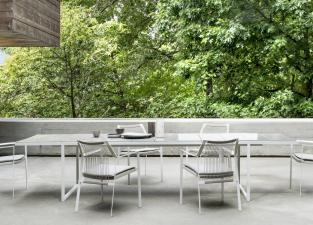 Tribu Nox Garden Dining Table