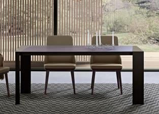 Jesse Oblique Extending Dining Table