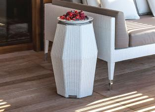 Smania Octagon Side Table