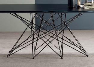 Bonaldo Octa Dining Table In Ceramic