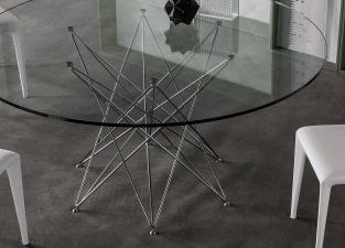 Bonaldo Octa Round Dining Table