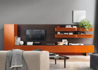 Jesse Open Wall Unit 05