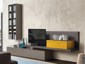 Jesse Open Wall Unit 07