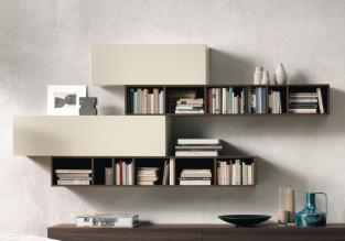 Jesse Open Wall Unit 08
