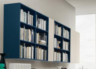 Jesse Open Wall Unit 09