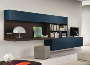 Jesse Open Wall Unit 12