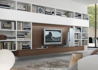 Jesse Open Wall Unit 17