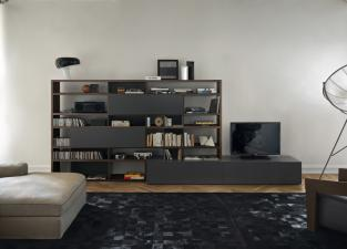 Jesse Open Wall Unit 18