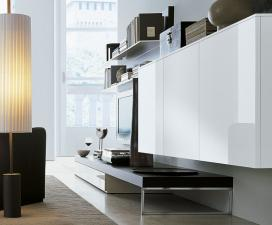 Jesse Open Wall Unit R34