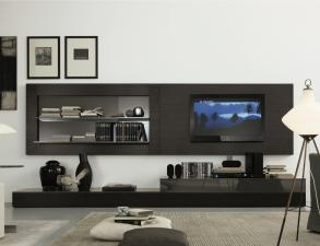 Jesse Open Wall Unit R41