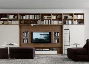 Jesse Open Wall Unit R43