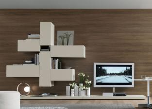 Jesse Open Wall Unit R51