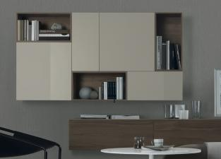 Jesse Open Wall Unit R52