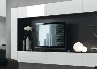 Jesse Open Wall Unit R61