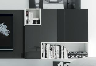 Jesse Open Wall Unit R64