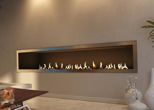 Decoflame Orlando Built In Bioethanol Fire