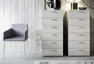 Oslo Tall Chest of Drawers