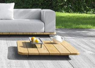 Pal Large Garden Coffee Table