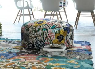 Missoni Home Pallina Pouf