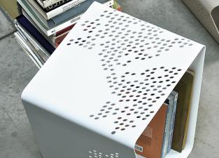 Bontempi Pattern coffee table
