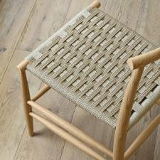 Miniforms Pelleossa Dining Chair with Straw Seat