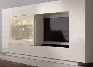 Peniche Wall/TV Unit
