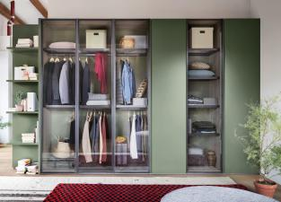 Perry/Gola Bedroom Wardrobe